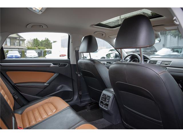 2018 Volkswagen Passat 2.0 TSI Highline (Stk: JP000465) in Surrey - Image 21 of 30