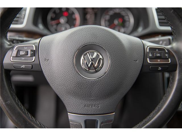 2015 Volkswagen Passat 1.8 TSI Highline (Stk: JT106660A) in Vancouver - Image 21 of 28