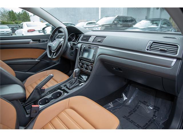 2018 Volkswagen Passat 2.0 TSI Highline (Stk: JP000465) in Surrey - Image 22 of 30