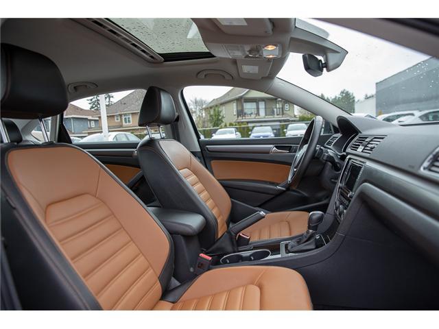 2018 Volkswagen Passat 2.0 TSI Highline (Stk: JP000465) in Surrey - Image 23 of 30