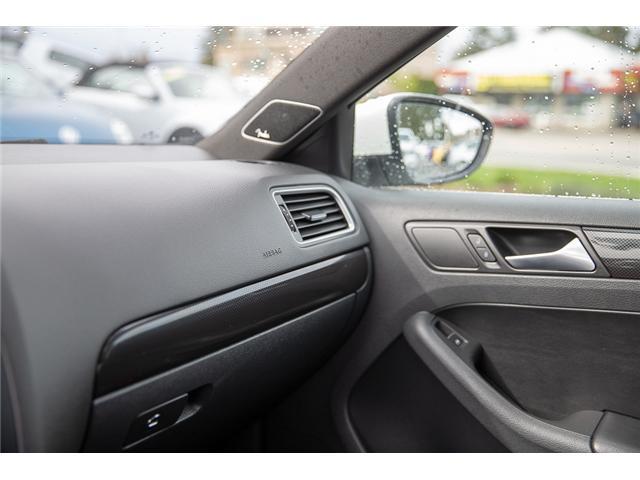 2014 Volkswagen Jetta GLI Edition 30 (Stk: VW0808) in Surrey - Image 28 of 30