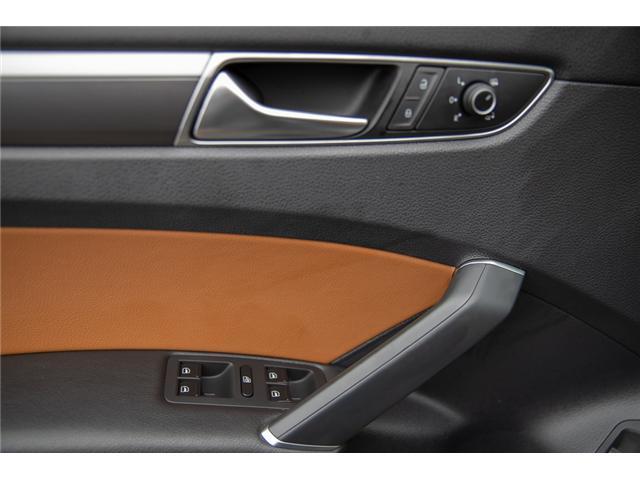 2018 Volkswagen Passat 2.0 TSI Highline (Stk: JP000465) in Surrey - Image 25 of 30