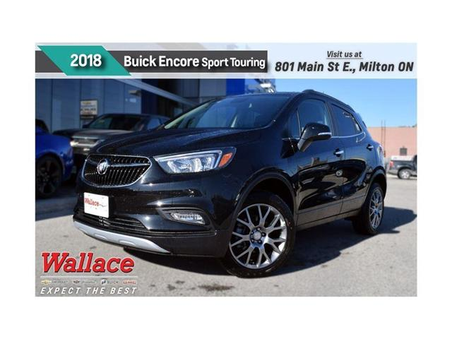 2018 Buick Encore Sport Touring (Stk: 588666) in Milton - Image 1 of 8
