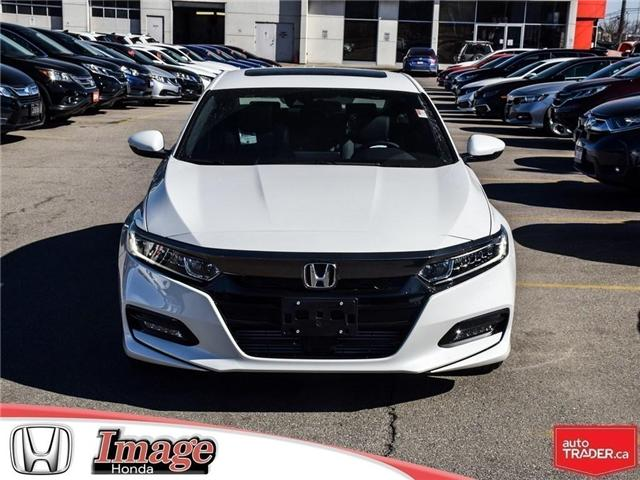 2019 Honda Accord Sport 1.5T (Stk: 9A153) in Hamilton - Image 2 of 19