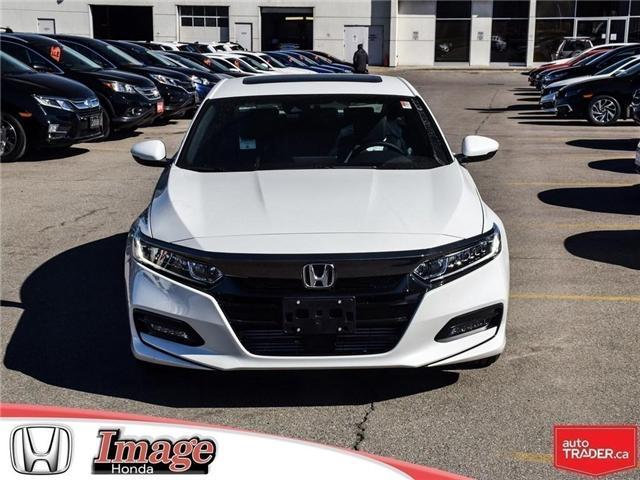 2019 Honda Accord Sport 1.5T (Stk: 9A149) in Hamilton - Image 2 of 19