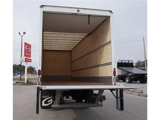 New 2019 Hino 338-271 w/ 26ft Durabody Dry Van - for Sale in