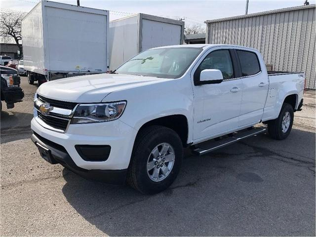 2019 Chevrolet Colorado New 2019 Chev. Colorado 4WD Crew-Cab (Stk: PU95597) in Toronto - Image 1 of 15