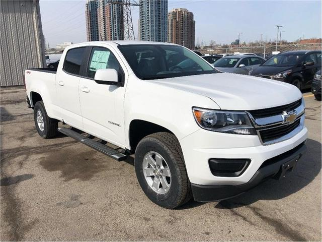 2019 Chevrolet Colorado New 2019 Chev. Colorado 4WD Crew-Cab (Stk: PU95597) in Toronto - Image 7 of 15
