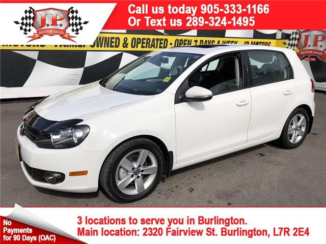 2013 Volkswagen Golf Comfortline (Stk: 46534) in Burlington - Image 1 of 25