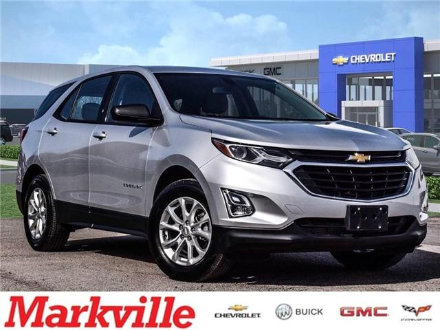 2018 Chevrolet Equinox LS (Stk: P6310) in Markham - Image 1 of 27