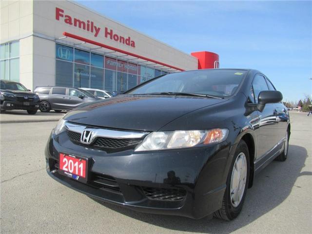 2011 Honda Civic DX-G, SAFETY CERTIFIED! (Stk: U03432) in Brampton - Image 1 of 25