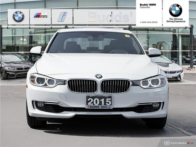2015 BMW 328i xDrive (Stk: DB5567) in Oakville - Image 2 of 25
