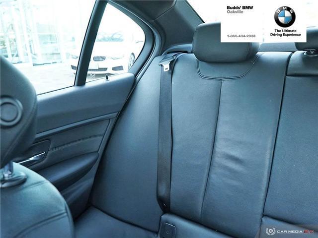 2015 BMW 328i xDrive (Stk: DB5567) in Oakville - Image 21 of 25