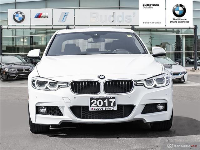 2017 BMW 340i xDrive (Stk: DB5551) in Oakville - Image 2 of 22