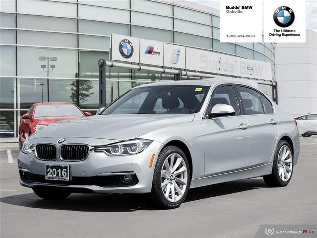 2016 BMW 328i xDrive (Stk: DB5556) in Oakville - Image 1 of 25