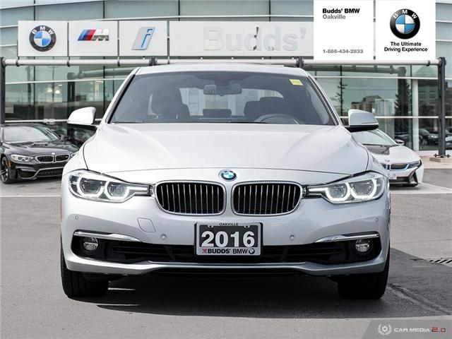 2016 BMW 328i xDrive (Stk: DB5556) in Oakville - Image 2 of 25