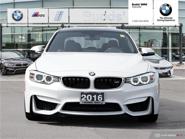 2016 BMW M3 Base (Stk: B693420A) in Oakville - Image 2 of 25