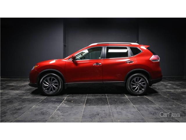 2016 Nissan Rogue SL Premium (Stk: CT19-125) in Kingston - Image 1 of 33