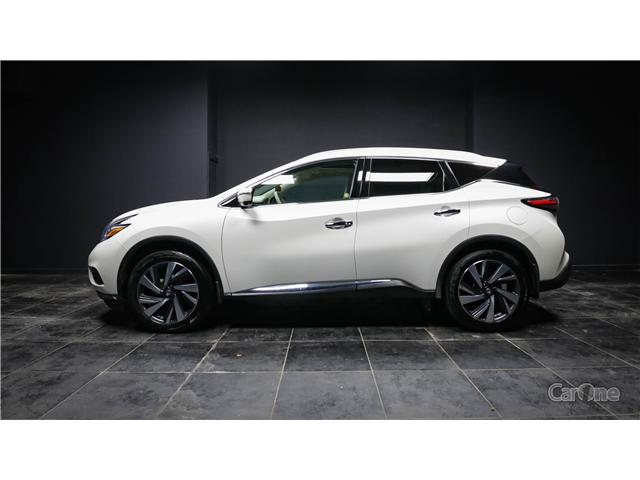 2018 Nissan Murano Platinum (Stk: CJ19-130) in Kingston - Image 1 of 36