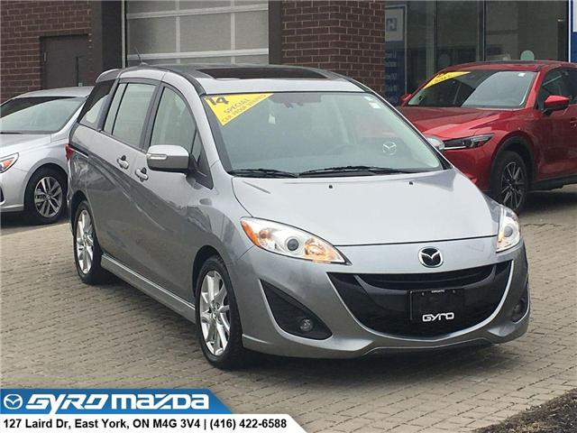 2014 Mazda Mazda5 GT (Stk: 28128A) in East York - Image 1 of 30