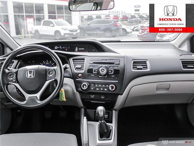 2014 Honda Civic LX (Stk: 19428B) in Cambridge - Image 25 of 27