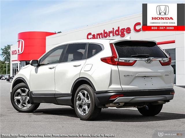2019 Honda CR-V EX-L (Stk: 19655) in Cambridge - Image 4 of 24