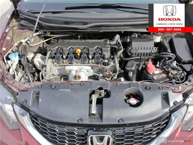 2015 Honda Civic Touring (Stk: 19158B) in Cambridge - Image 8 of 27