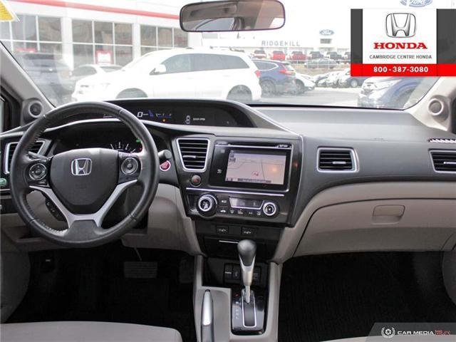 2015 Honda Civic Touring (Stk: 19158B) in Cambridge - Image 27 of 27