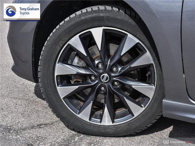 2017 Nissan Sentra 1.6 SR Turbo (Stk: D11015B) in Ottawa - Image 6 of 28