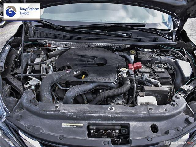 2017 Nissan Sentra 1.6 SR Turbo (Stk: D11015B) in Ottawa - Image 8 of 28