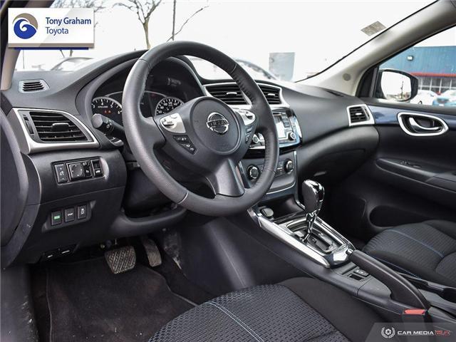 2017 Nissan Sentra 1.6 SR Turbo (Stk: D11015B) in Ottawa - Image 13 of 28