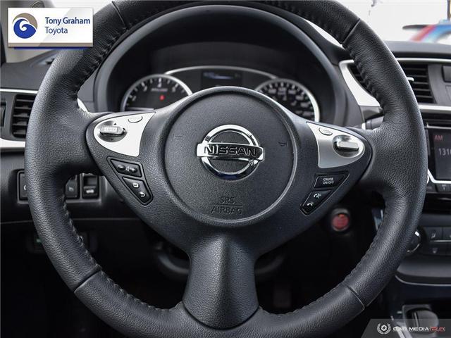 2017 Nissan Sentra 1.6 SR Turbo (Stk: D11015B) in Ottawa - Image 14 of 28