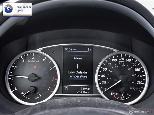 2017 Nissan Sentra 1.6 SR Turbo (Stk: D11015B) in Ottawa - Image 15 of 28