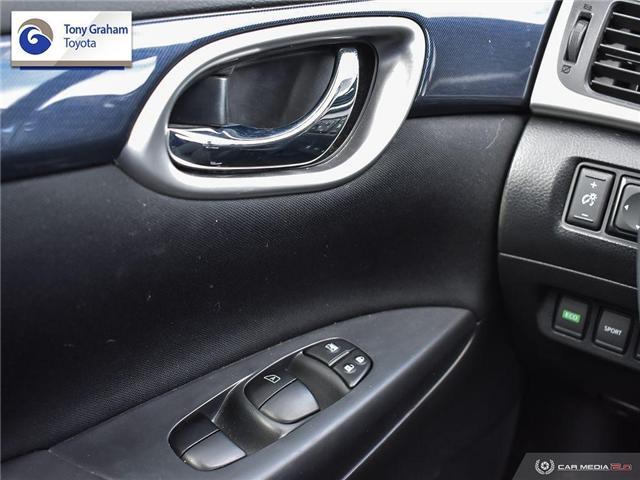 2017 Nissan Sentra 1.6 SR Turbo (Stk: D11015B) in Ottawa - Image 16 of 28