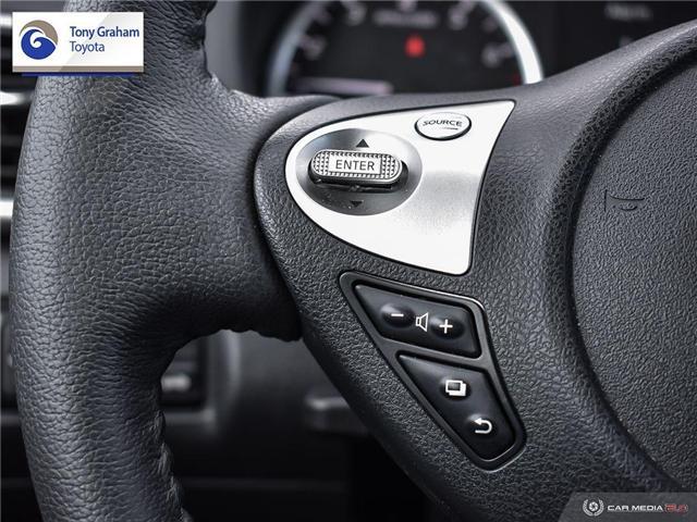 2017 Nissan Sentra 1.6 SR Turbo (Stk: D11015B) in Ottawa - Image 17 of 28