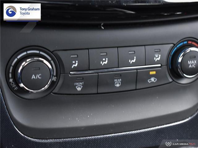 2017 Nissan Sentra 1.6 SR Turbo (Stk: D11015B) in Ottawa - Image 19 of 28