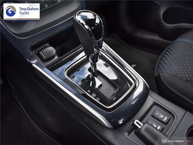 2017 Nissan Sentra 1.6 SR Turbo (Stk: D11015B) in Ottawa - Image 20 of 28