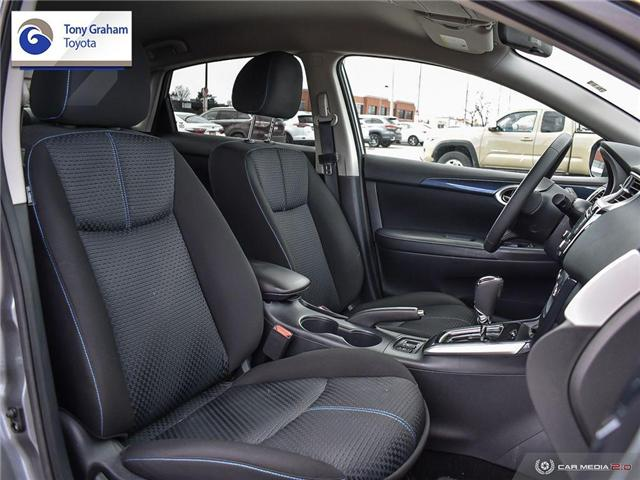 2017 Nissan Sentra 1.6 SR Turbo (Stk: D11015B) in Ottawa - Image 24 of 28