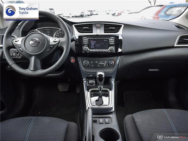 2017 Nissan Sentra 1.6 SR Turbo (Stk: D11015B) in Ottawa - Image 26 of 28