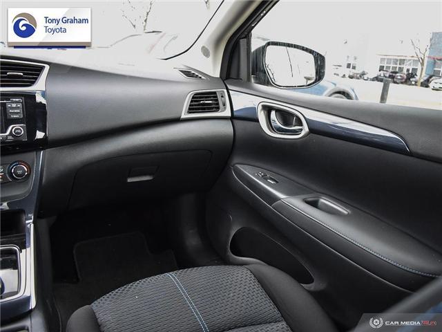 2017 Nissan Sentra 1.6 SR Turbo (Stk: D11015B) in Ottawa - Image 27 of 28
