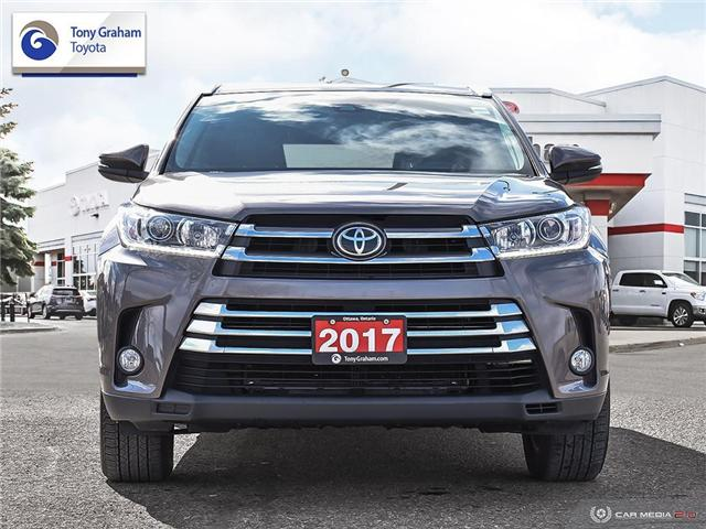 2017 Toyota Highlander XLE (Stk: 57959A) in Ottawa - Image 2 of 30
