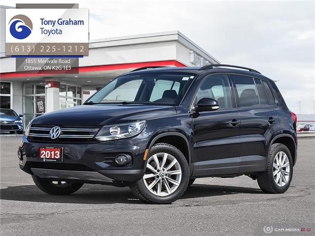 2013 Volkswagen Tiguan  (Stk: 57879A) in Ottawa - Image 1 of 28