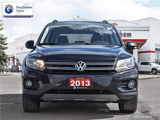 2013 Volkswagen Tiguan  (Stk: 57879A) in Ottawa - Image 2 of 28