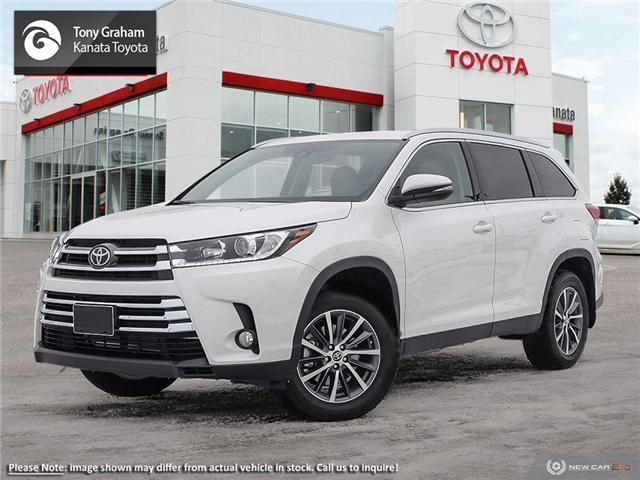 2019 Toyota Highlander XLE AWD SE Package (Stk: 89362) in Ottawa - Image 1 of 24
