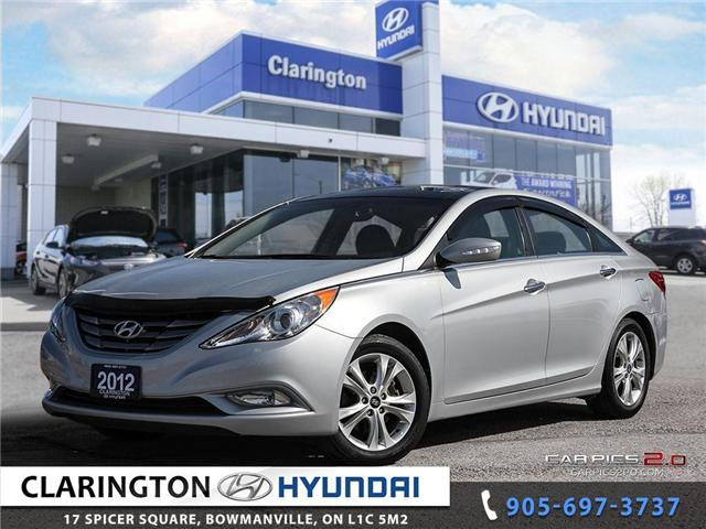 2012 Hyundai Sonata Limited (Stk: U862) in Clarington - Image 1 of 27