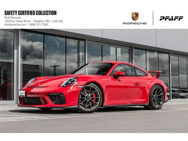 2018 Porsche 911 GT3 w/ PDK (Stk: CONSIGN3) in Vaughan - Image 1 of 22