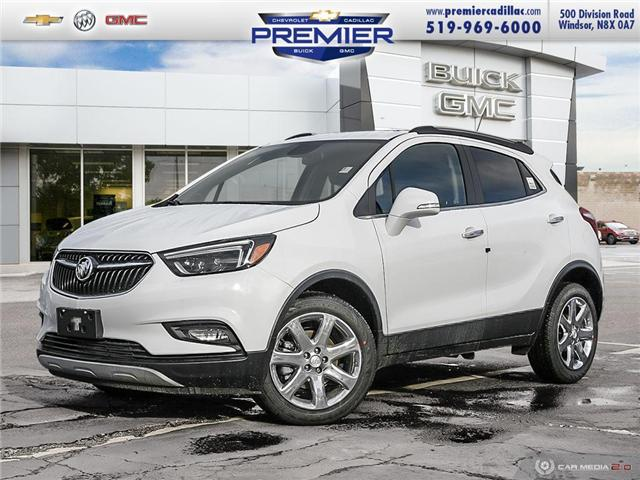 2019 Buick Encore Essence (Stk: 191519) in Windsor - Image 1 of 28