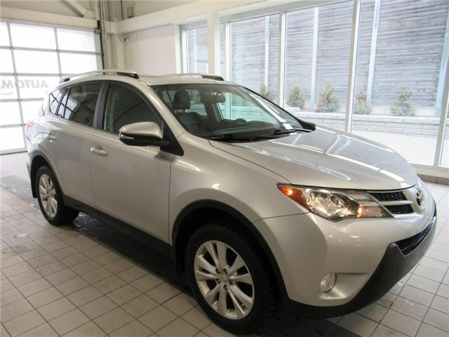 2015 Toyota RAV4 Limited (Stk: 16070A) in Toronto - Image 1 of 18