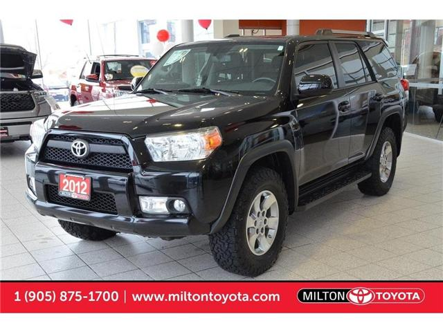 2012 Toyota 4Runner SR5 V6 (Stk: 080262) in Milton - Image 1 of 41