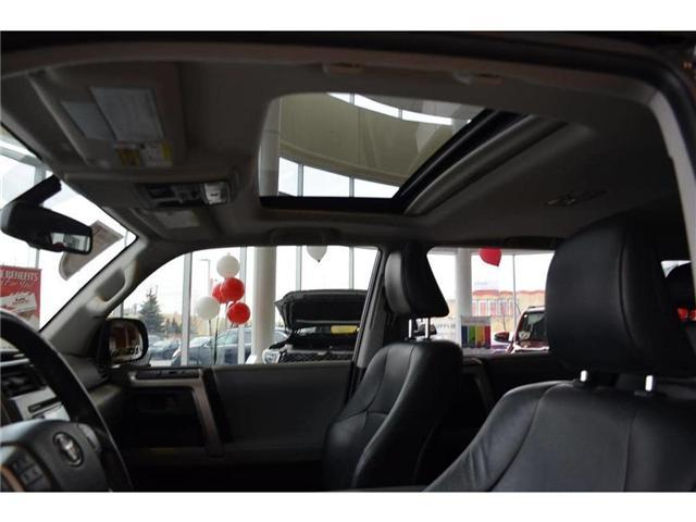 2012 Toyota 4Runner SR5 V6 (Stk: 080262) in Milton - Image 7 of 41